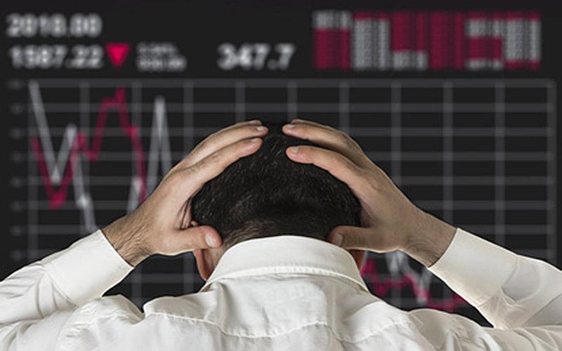 Aktien-Crash Krise an Weltbörsen