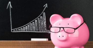 Nervenstärke bei der Geldanlage und Aktien Risikobereitschaft an der Börse