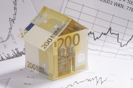 Haus Kredit für Immobilienfinanzierung
